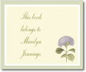 Stacy Claire Boyd Calling Cards - Heavenly Hydrangea