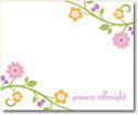 Stacy Claire Boyd Calling Cards - Blooming Vine