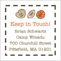 A Sugar Cookie Item - Contact Cards (Sports)