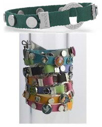 MOGO Magnetic Bracelets - Dark Green