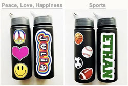 Personalized Sports Bottles (Aluminum)