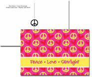 iDesign Postcards - Peace and Love (Camp)
