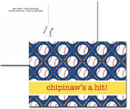iDesign Postcards - Baseball (Camp)