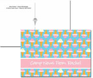 iDesign Postcards - Ice Cream Cones (Camp)