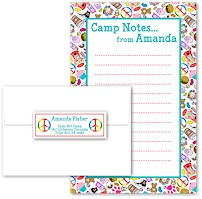 Camp Stationery - Sheets-Pads