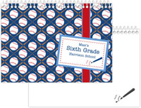 iDesign Memory Books - Baseball (Camp)