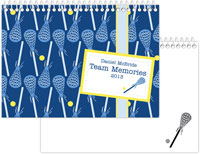 iDesign Memory Books - Lacrosse (Camp)