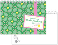 iDesign Memory Books - Tennis (Camp)