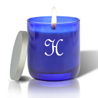 Personalized Candles - Single Initial