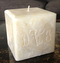Personalized Candles - Monogram