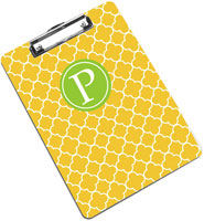Devora Designs - Clipboards (Clover Sun)
