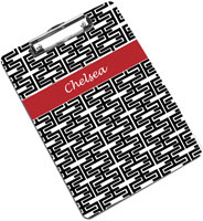 Devora Designs - Clipboards (Elinks - Black Garnet)