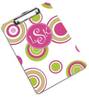 Devora Designs - Clipboards (Circles and Dots)