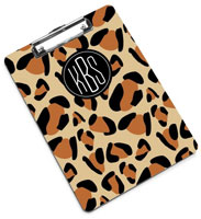 Devora Designs - Clipboards (Leopard)