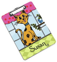 Devora Designs - Clipboards (Kitty)
