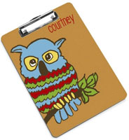 Devora Designs - Clipboards (Owl)