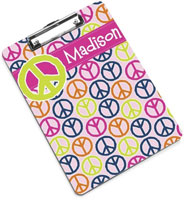Devora Designs - Clipboards (Peace)