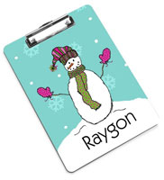 Devora Designs - Clipboards (Snowman)
