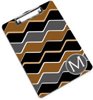 Devora Designs - Clipboards (Missoni Wafer)