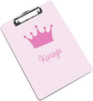 Devora Designs - Clipboards (Princess Tea)