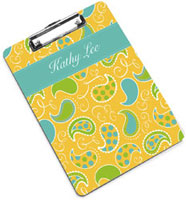 Devora Designs - Clipboards (Spring Paisley)
