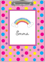 Kelly Hughes Designs - Clipboards (Over The Rainbow)