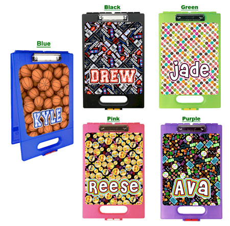 Personalized Clipboard Cases
