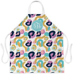 Clairebella Aprons - Free Brush Orchid