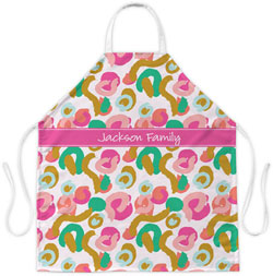 Clairebella Aprons - Free Brush Pink