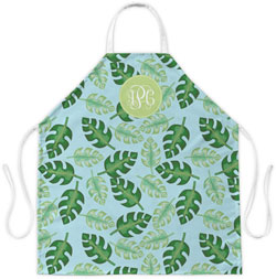 Clairebella Aprons - Tropical Blue