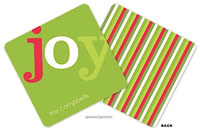 PicMe Prints - Personalized Coasters (Joy)