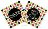 PicMe Prints - Coasters (Multi Dots Standard)