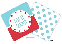 PicMe Prints - Coasters (Just Like Ice Cream Pool Standard)