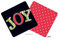 PicMe Prints - Coasters (Joy Black Standard)