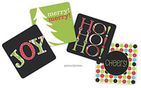 PicMe Prints - Coasters (Holiday Coaster Variety Pack A)