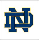 Notre Dame<br>College Logo Items