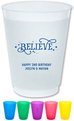 The Boatman Group - Reusable Flexible Cups (Believe)