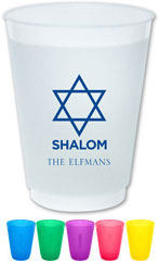 The Boatman Group - Reusable Flexible Cups (Shalom)