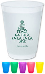 The Boatman Group - Reusable Flexible Cups (Joy Tree)