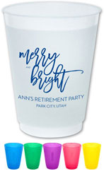 The Boatman Group - Reusable Flexible Cups (Merry & Bright)