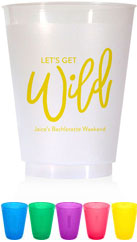 Resuable Cups by Chatsworth (Wild)