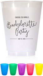 Resuable Cups by Dabney Lee (Script Bachelorette)