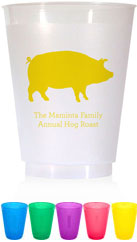 Resuable Cups by Chatsworth (Pig)