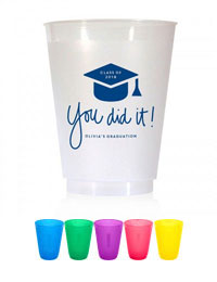 Resuable Cups by Dabney Lee (You Did It)