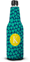 Dabney Lee Personalized Bottle Koozies - Love Struck