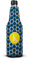 Dabney Lee Personalized Bottle Koozies - Nautical Knots