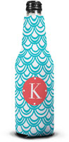 Dabney Lee Personalized Bottle Koozies - Seashells