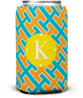Dabney Lee Personalized Can Koozies - Acapulco