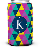 Dabney Lee Personalized Can Koozies - Acute