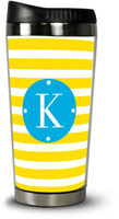 Dabney Lee Personalized Hot Tumblers - Cabana